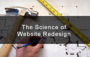 how to re-design a website and not ruin seo